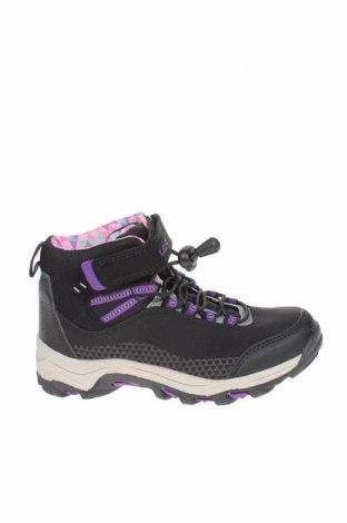 Детски обувки, Размер 31, Цвят Черен, Еко кожа, текстил, Цена 26,91лв.