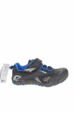 Παιδικά παπούτσια, Μέγεθος 28, Χρώμα Μαύρο, Δερματίνη, κλωστοϋφαντουργικά προϊόντα, Τιμή 13,89€