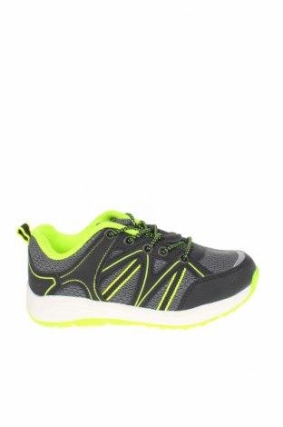 Детски обувки Alpine Pro, Размер 29, Цвят Черен, Полиуретан, текстил, еко кожа, Цена 31,60лв.