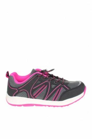 Детски обувки Alpine Pro, Размер 34, Цвят Черен, Полиуретан, текстил, еко кожа, Цена 35,55лв.