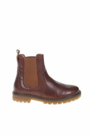Παιδικά παπούτσια Bisgaard, Μέγεθος 33, Χρώμα Καφέ, Γνήσιο δέρμα, Τιμή 21,91€
