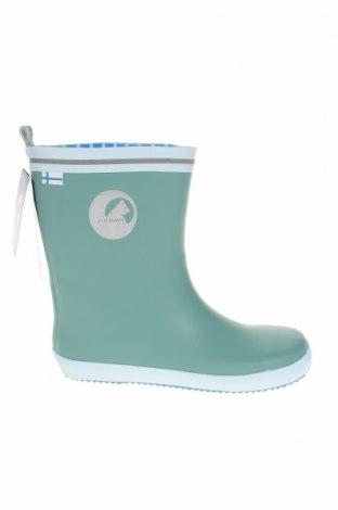 Детски обувки Finkid, Размер 33, Цвят Зелен, Полиуретан, Цена 69,00лв.