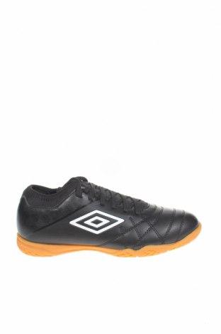 Παιδικά παπούτσια Umbro, Μέγεθος 38, Χρώμα Μαύρο, Δερματίνη, Τιμή 15,88€