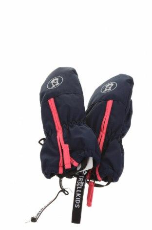 Детски ръкавици за зимни спортове Trollkids, Цвят Син, Цена 28,50лв.
