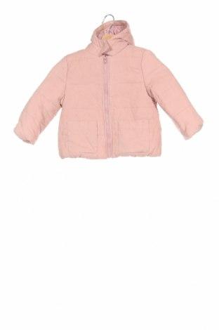 Παιδικό μπουφάν Lola Palacios, Μέγεθος 3-4y/ 104-110 εκ., Χρώμα Ρόζ , Βαμβάκι, Τιμή 15,67€