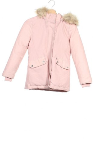 Детско яке Review, Размер 9-10y/ 140-146 см, Цвят Розов, 67% памук, 33% полиамид, Цена 36,34лв.