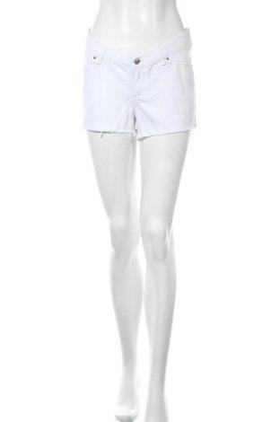 Къс панталон за бременни Topshop Moto, Размер M, Цвят Бял, Памук, Цена 15,35лв.