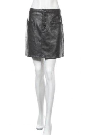 Kožená sukně  Boss, Velikost S, Barva Černá, Eko kůže, Cena  1502,00Kč