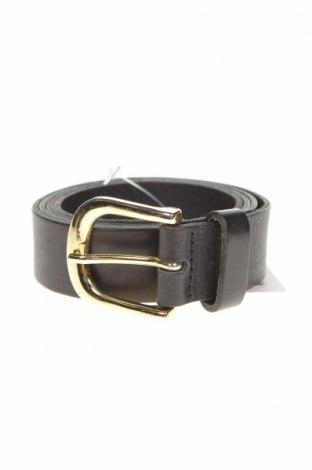 Колан H&M, Цвят Черен, Естествена кожа, Цена 19,50лв.