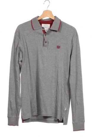 Мъжка блуза Bendorff, Размер M, Цвят Сив, Памук, Цена 25,48лв.