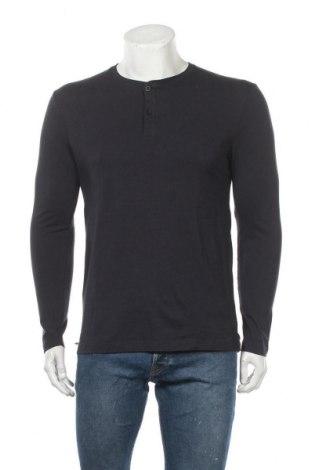 Мъжка блуза Lft, Размер M, Цвят Син, Памук, Цена 17,15лв.