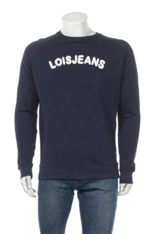 Мъжка блуза Lois, Размер M, Цвят Син, Памук, Цена 30,36лв.