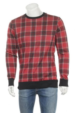 Ανδρική μπλούζα Pull&Bear, Μέγεθος M, Χρώμα Πολύχρωμο, 68% πολυεστέρας, 31% βισκόζη, 1% ελαστάνη, Τιμή 17,08€