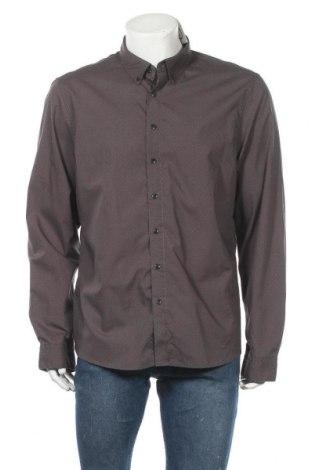 Мъжка риза Angelo Litrico, Размер XL, Цвят Зелен, 65% полиестер, 35% памук, Цена 10,40лв.