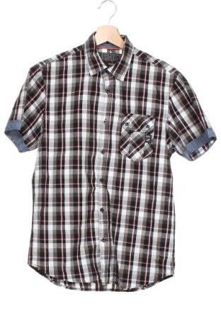 Мъжка риза Angelo Litrico, Размер S, Цвят Многоцветен, Памук, Цена 3,00лв.