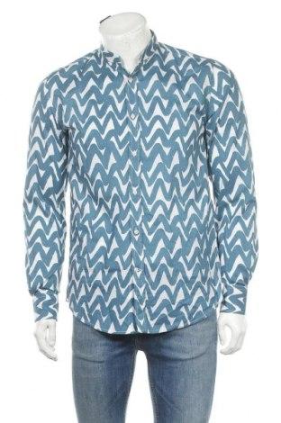 Мъжка риза Antony Morato, Размер M, Цвят Бял, Памук, Цена 19,80лв.