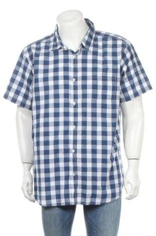 Ανδρικό πουκάμισο B Collection, Μέγεθος XXL, Χρώμα Μπλέ, Βαμβάκι, Τιμή 8,83€