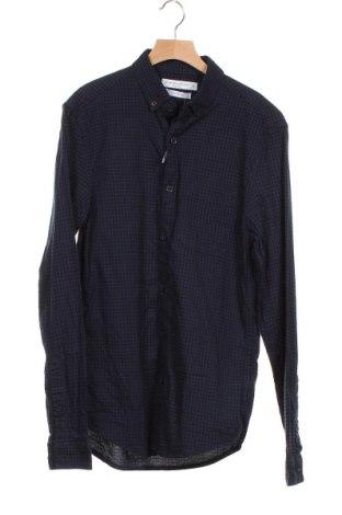 Мъжка риза Cedar Wood State, Размер XS, Цвят Син, Памук, Цена 4,46лв.