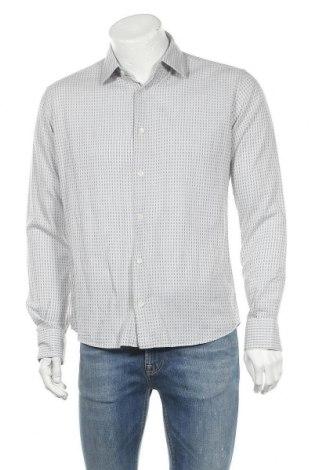 Мъжка риза Day Birger Et Mikkelsen, Размер M, Цвят Син, Памук, Цена 26,00лв.