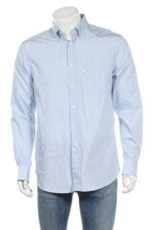 Pánská košile  Faconnable, Velikost M, Barva Modrá, Bavlna, Cena  415,00Kč