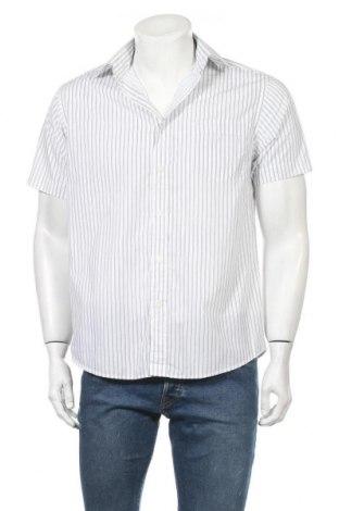 Мъжка риза Infinity, Размер S, Цвят Бял, 65% полиестер, 35% памук, Цена 5,51лв.