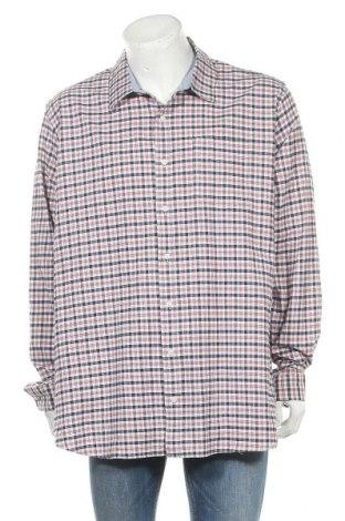 Мъжка риза L.L. Bean, Размер XL, Цвят Многоцветен, 67% памук, 30% полиестер, 3% еластан, Цена 8,09лв.