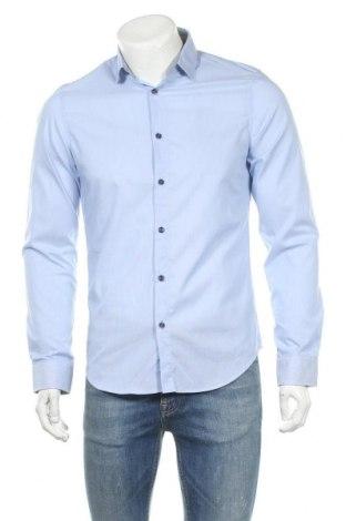 Ανδρικό πουκάμισο Paul Hunter, Μέγεθος S, Χρώμα Μπλέ, Βαμβάκι, Τιμή 36,80€