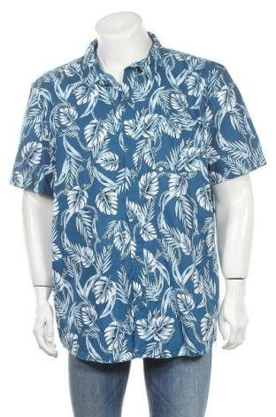 Мъжка риза Piping Hot, Размер XXL, Цвят Син, Памук, Цена 11,60лв.