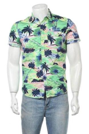 Мъжка риза WE, Размер S, Цвят Многоцветен, Памук, Цена 17,96лв.