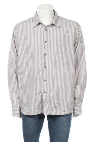 Мъжка риза Wrangler, Размер XL, Цвят Сив, Памук, Цена 7,35лв.
