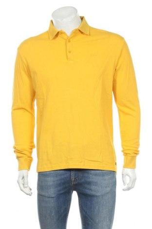 Мъжка блуза Lois, Размер M, Цвят Жълт, Памук, Цена 37,95лв.