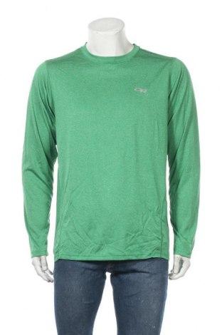 Ανδρική αθλητική μπλούζα Outdoor Research, Μέγεθος L, Χρώμα Πράσινο, Πολυεστέρας, Τιμή 16,73€