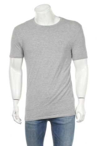 Мъжка тениска Antony Morato, Размер XL, Цвят Сив, 85% памук, 10% вискоза, 5% еластан, Цена 11,76лв.