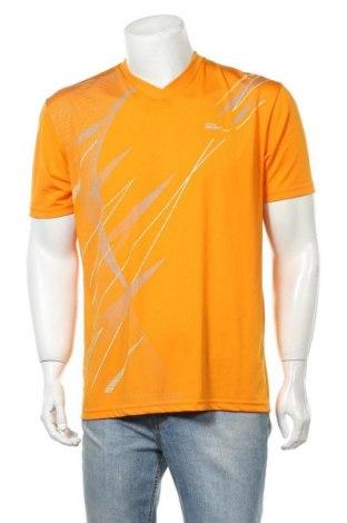 Мъжка тениска Atlas For Men, Размер L, Цвят Оранжев, Полиестер, Цена 11,76лв.