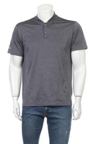 Мъжка тениска Head, Размер L, Цвят Сив, Полиестер, Цена 18,48лв.