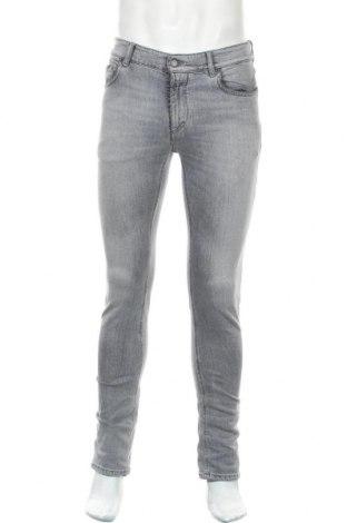Мъжки дънки Closed, Размер M, Цвят Сив, 98% памук, 2% еластан, Цена 13,23лв.
