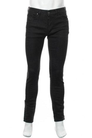 Мъжки дънки Diesel Black Gold, Размер M, Цвят Черен, 90% памук, 8% полиестер, 2% еко кожа, Цена 162,72лв.