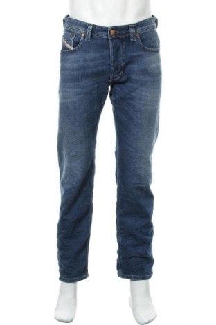 Pánské džíny  Diesel, Velikost M, Barva Modrá, 98% bavlna, 2% elastan, Cena  1126,00Kč