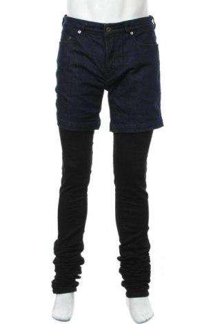 Мъжки дънки Diesel Black Gold, Размер M, Цвят Син, 98% памук, 2% еластан, Цена 254,25лв.