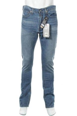 Мъжки дънки Levi's, Размер L, Цвят Син, 98% памук, 2% еластан, Цена 119,25лв.