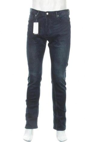 Мъжки дънки Lois, Размер M, Цвят Син, 98% памук, 2% еластан, Цена 45,22лв.
