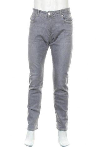 Мъжки дънки Lois, Размер L, Цвят Сив, 85% памук, 15% еластан, Цена 51,17лв.