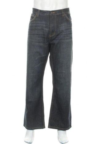 Мъжки дънки Multiblu, Размер XL, Цвят Син, Памук, Цена 21,00лв.