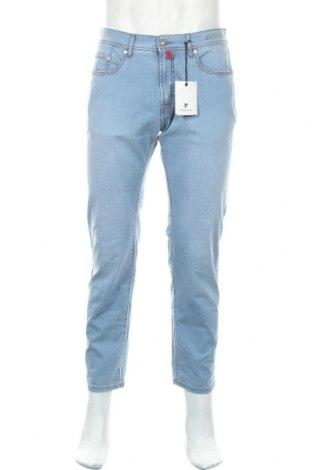 Мъжки дънки Pierre Cardin, Размер M, Цвят Син, 84% памук, 14% полиестер, 2% еластан, Цена 111,75лв.