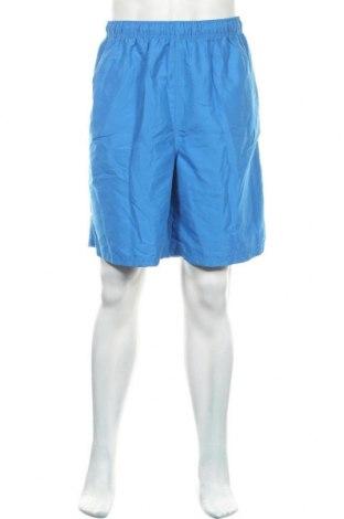 Мъжки къс панталон, Размер XL, Цвят Син, Полиестер, Цена 11,76лв.