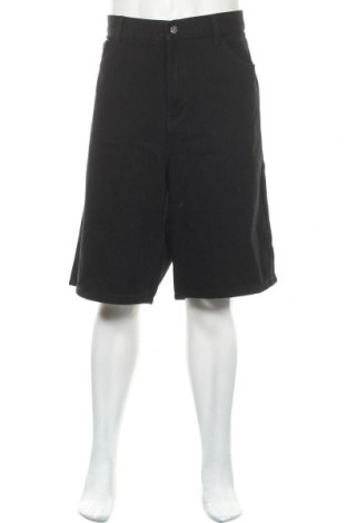 Мъжки къс панталон Izod, Размер XXL, Цвят Черен, 59% памук, 22% полиестер, 19% вискоза, Цена 5,51лв.