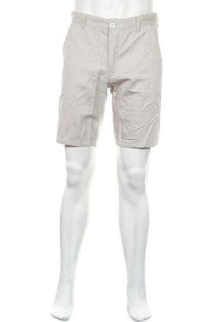 Pantaloni scurți de bărbați Lft, Mărime M, Culoare Gri, Bumbac, Preț 72,83 Lei