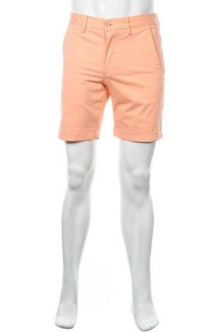 Мъжки къс панталон Lois, Размер M, Цвят Розов, 98% памук, 2% еластан, Цена 47,17лв.