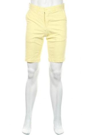 Мъжки къс панталон Lois, Размер M, Цвят Жълт, 98% памук, 2% еластан, Цена 41,87лв.