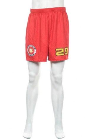 Мъжки къс панталон Owayo, Размер M, Цвят Червен, Полиестер, Цена 11,76лв.